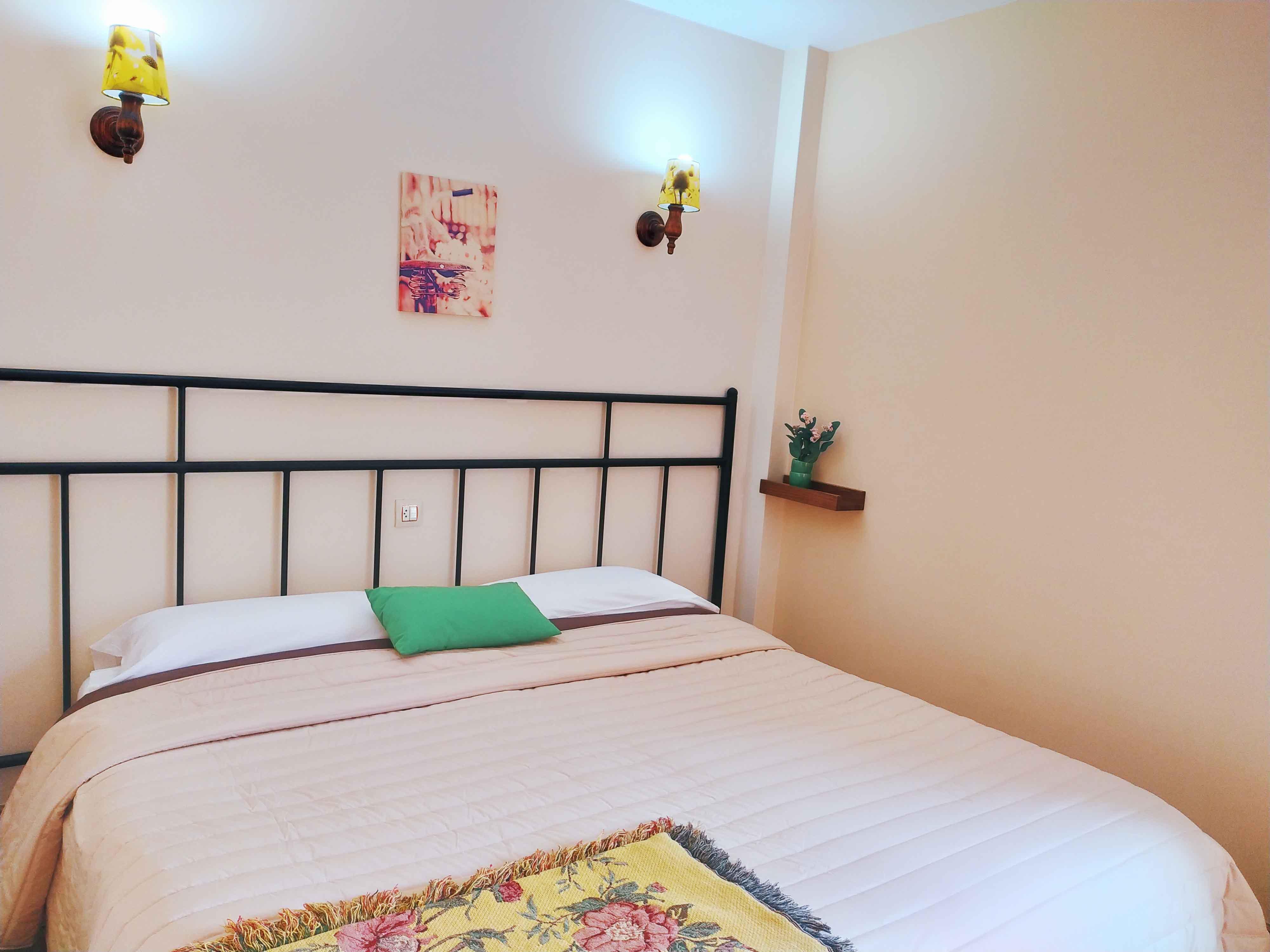 Apartamento 4 opción camas juntas